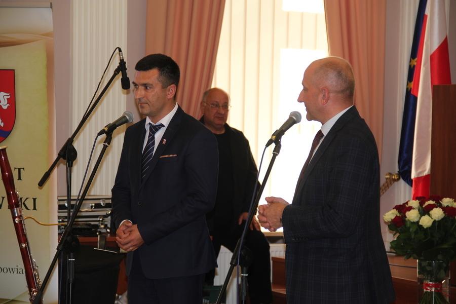 Wizyta delegacji z Rejonu Criuleni w Powiecie Puławskim