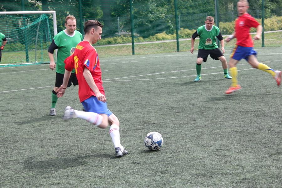 VIII Turniej Piłki Nożnej Samorządowców Powiatu Puławskiego