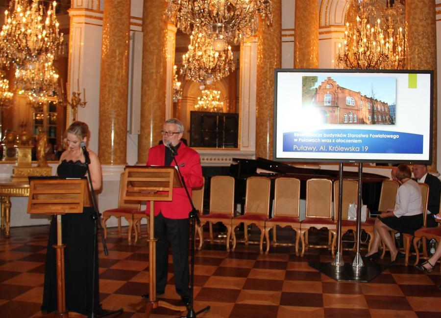 Nagroda dla Powiatu Puławskiego w Ogólnopolskim Konkursie Otwartym