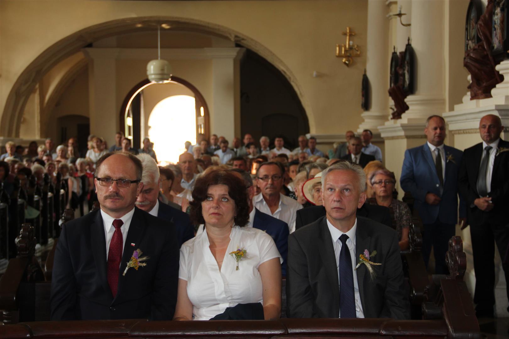 Dożynki Powiatowe Gołąb 2017 - część I