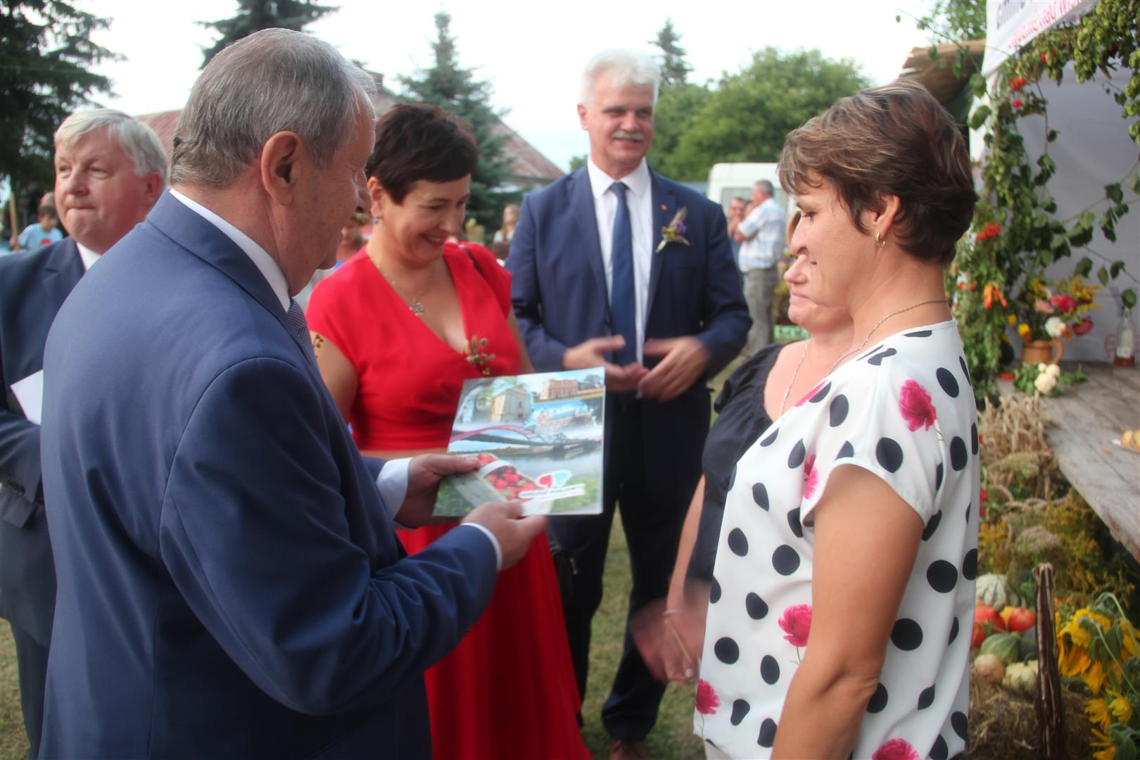 Dożynki Powiatowe Gołąb 2017 - część II