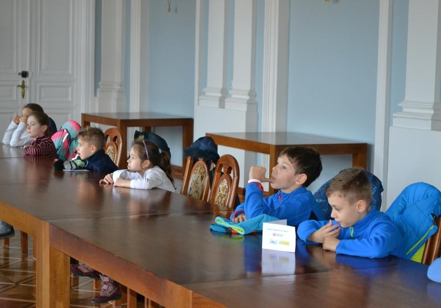 Niecodzienni goście odwiedzili Starostwo Powiatowe w Puławach
