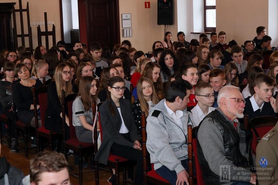 Obchody 155. Rocznicy Powstania Styczniowego w Sandomierzu