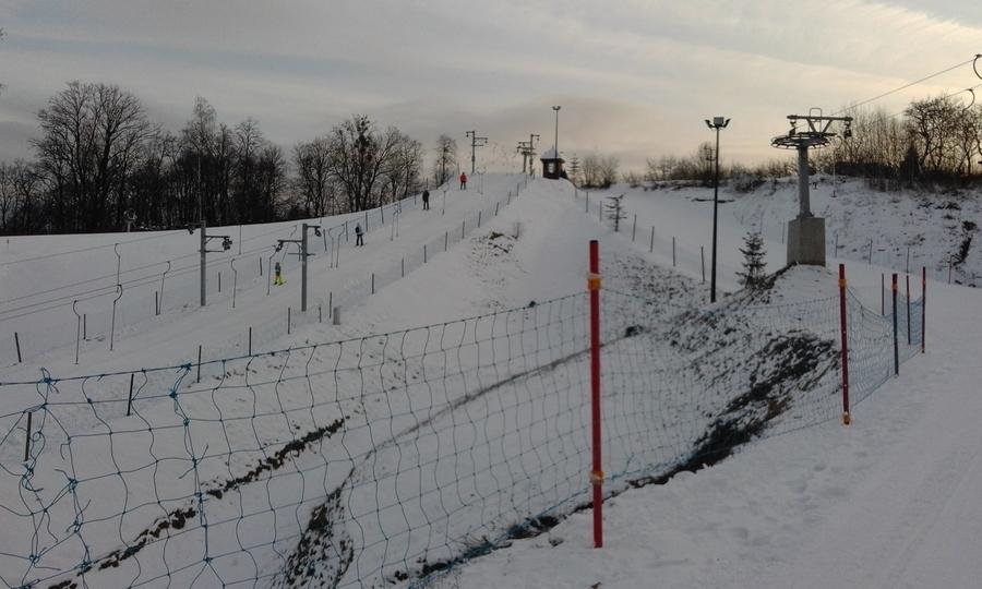 Narty w Kazimierzu Dolnym