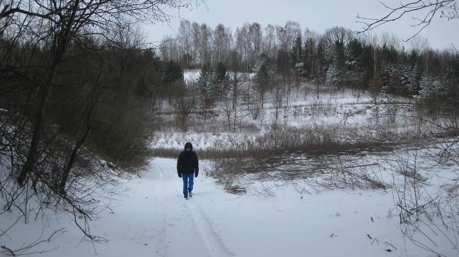 Zimowe szlaki Powiatu Puławskiego