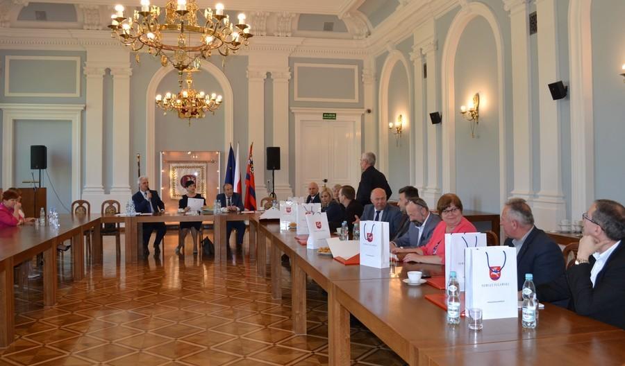 <p>Spotkanie w sprawie inicjatywy