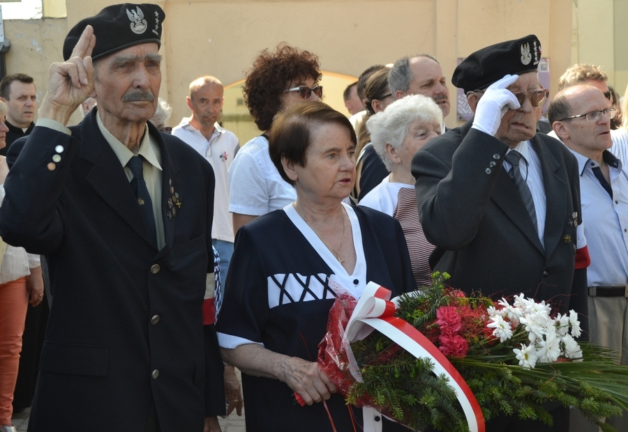 Fotorelacja z puławskich obchodów Święta Narodowego Trzeciego Maja