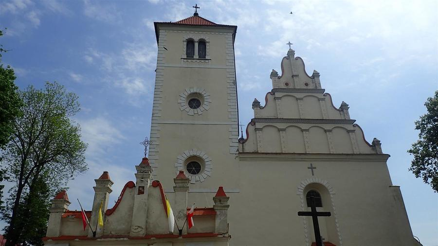 <p>Janowiecki kościół</p>