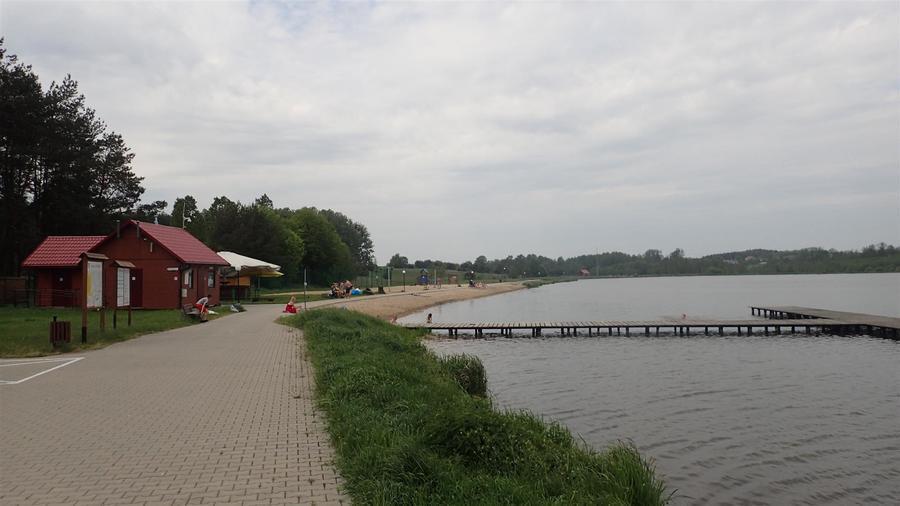 <p>Zalew w Janowicach</p>