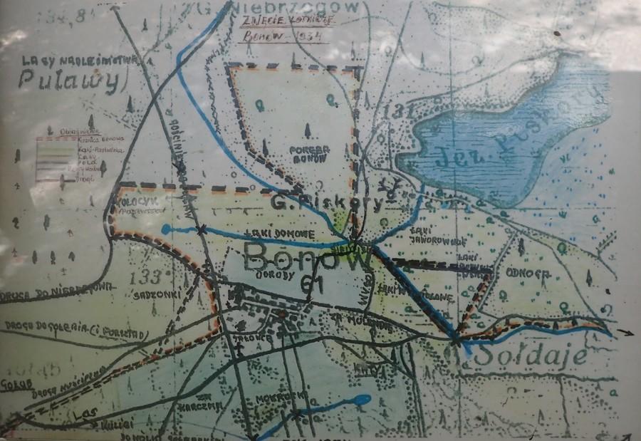 <p>Mapa Bonowa</p>