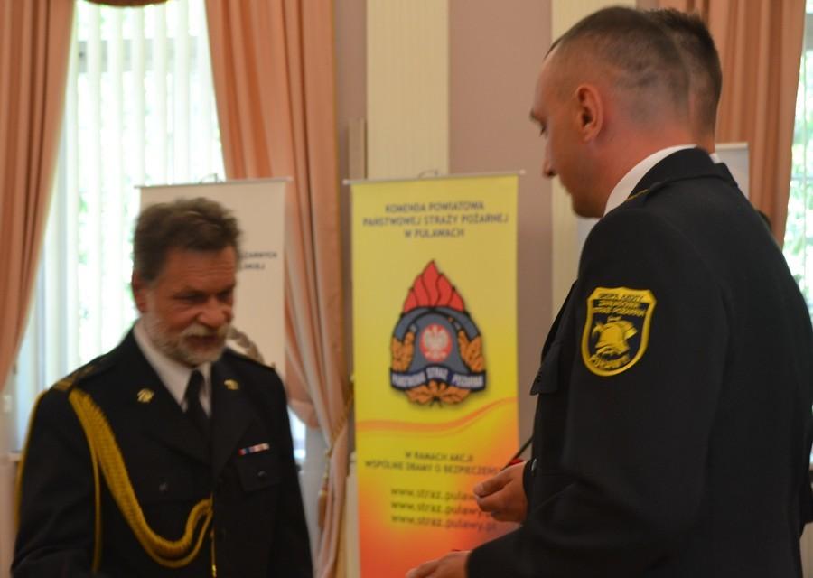 Powiatowe Uroczystości Dnia Strażaka