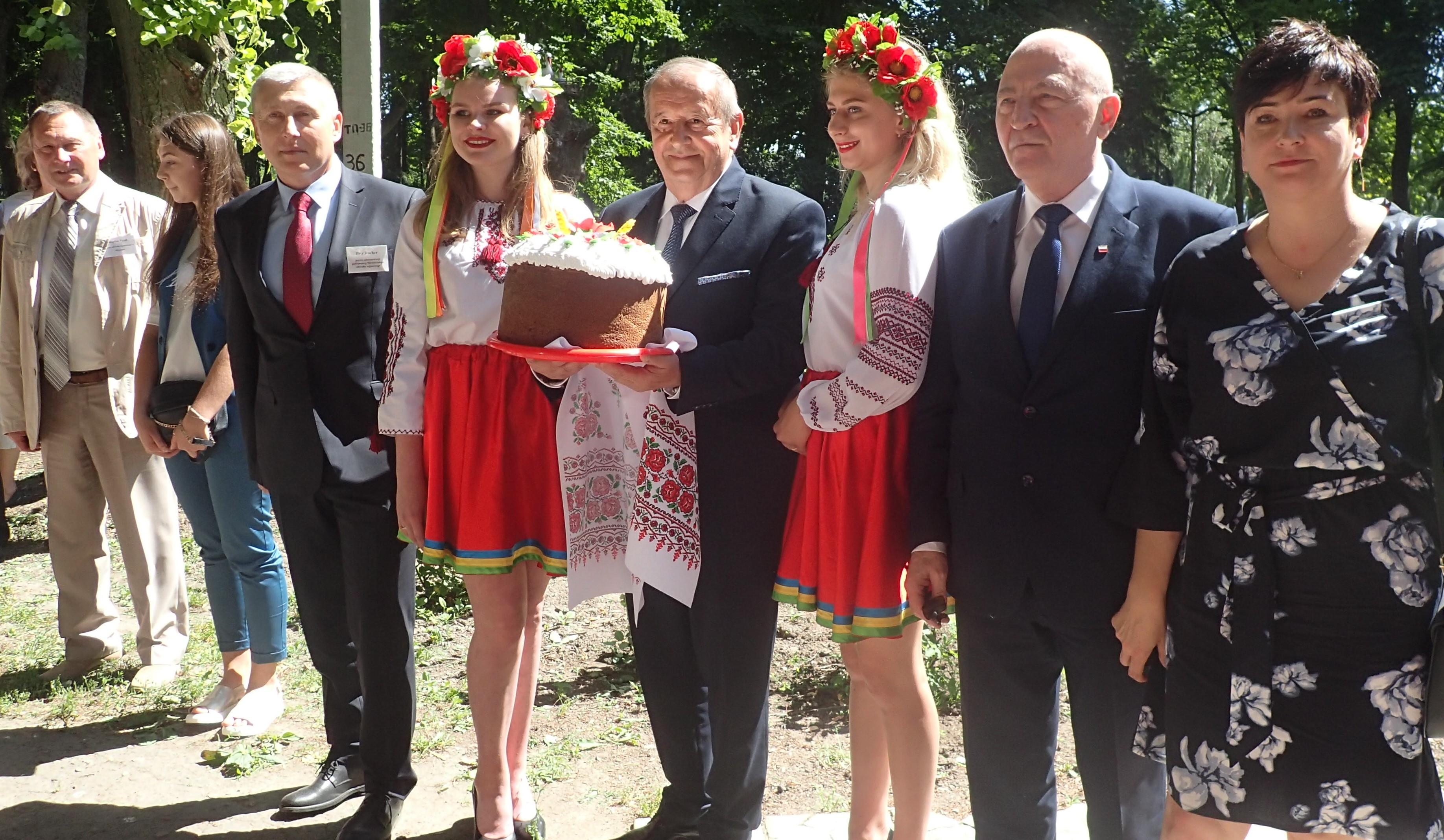 Rejon Młynowski partnerem zagranicznym Powiatu Puławskiego