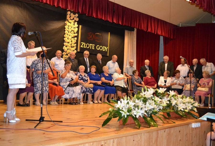 Jubileusz 50-lecia pożycia małżeńskiego w Gminie Końskowola