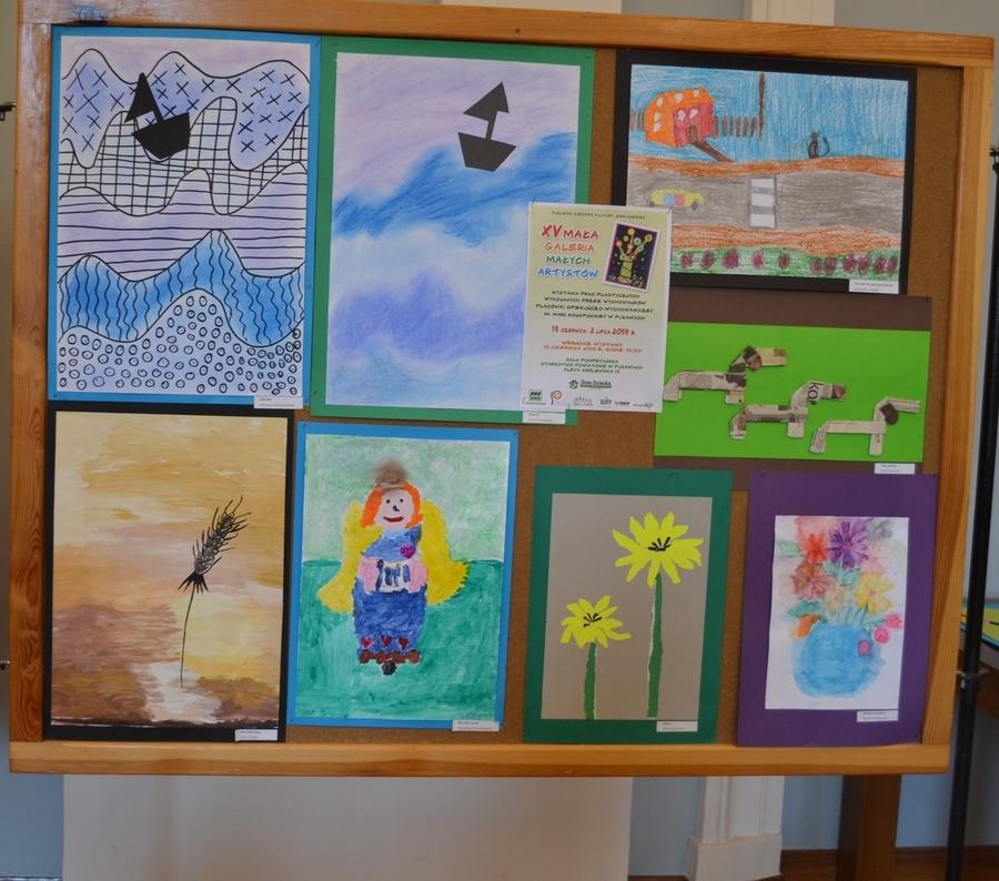 Mała Galeria Małych Artystów