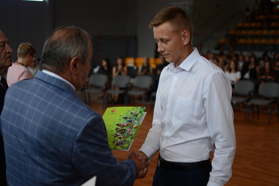 Gala wręczenia Nagród Starosty Puławskiego Być Najlepszym - cz. 3