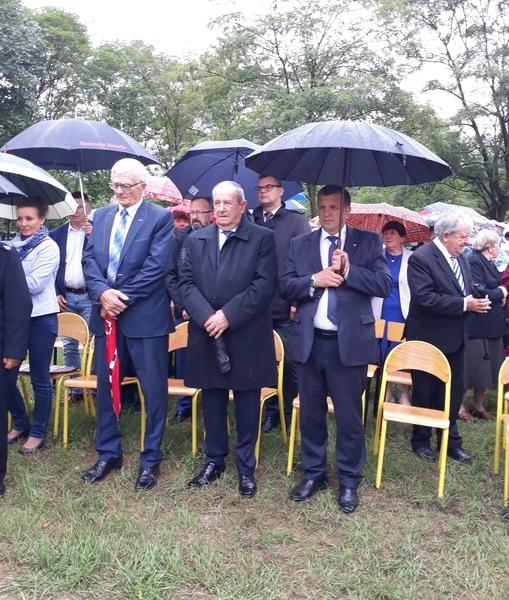 <p>delegacja Powiatu Puławskiwego, Członek Zarządu Powiatu Puławskiego, Starsota Puławski, Wiceprzewodniczący Powiatu Puławskiego</p>