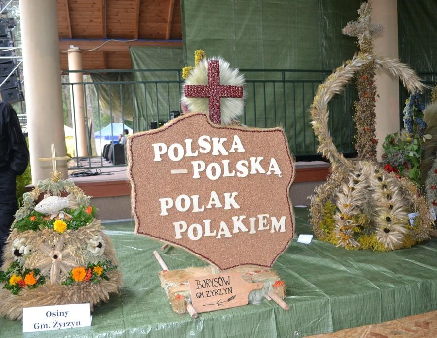 I Wojewódzka Biesiada Muzyczna Cover Shov, Dożynki Gminne w Żyrzynie