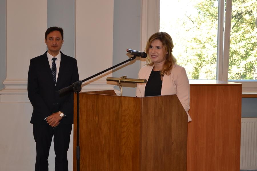 Veronica Smelt-Verheul oraz Rene Meyer Zasłużeni dla Powiatu Puławskiego!