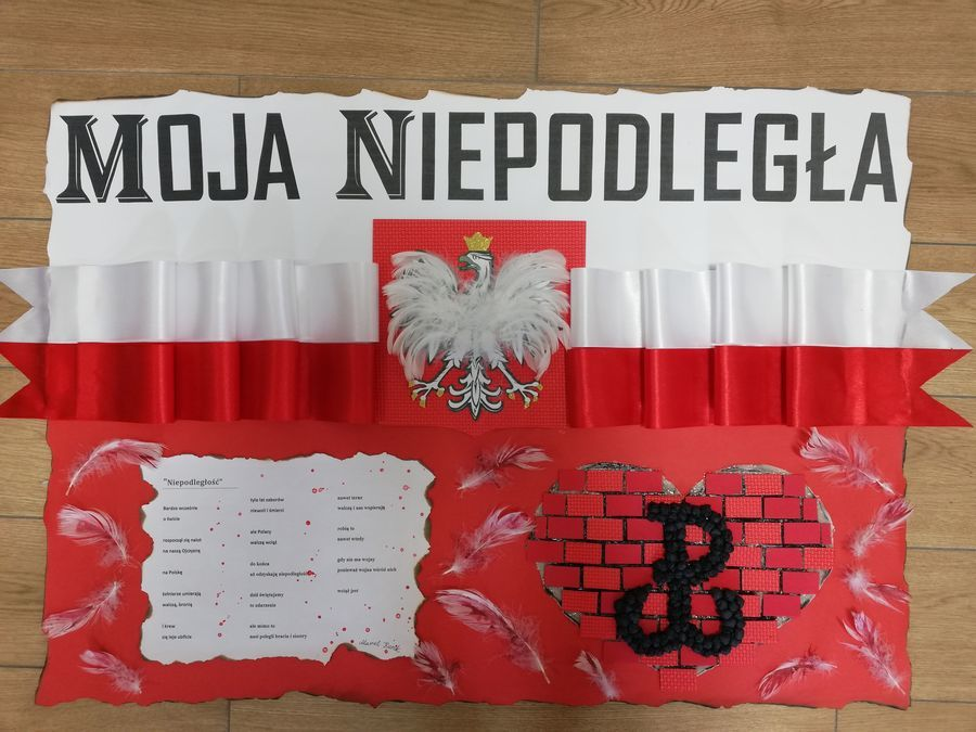 """""""1918 – 2018 Niepodległa w Twoim Sercu i Marzeniach"""