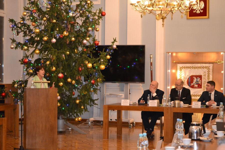 Sesja Rady Powiatu Puławskiego 19.12.2018 r.