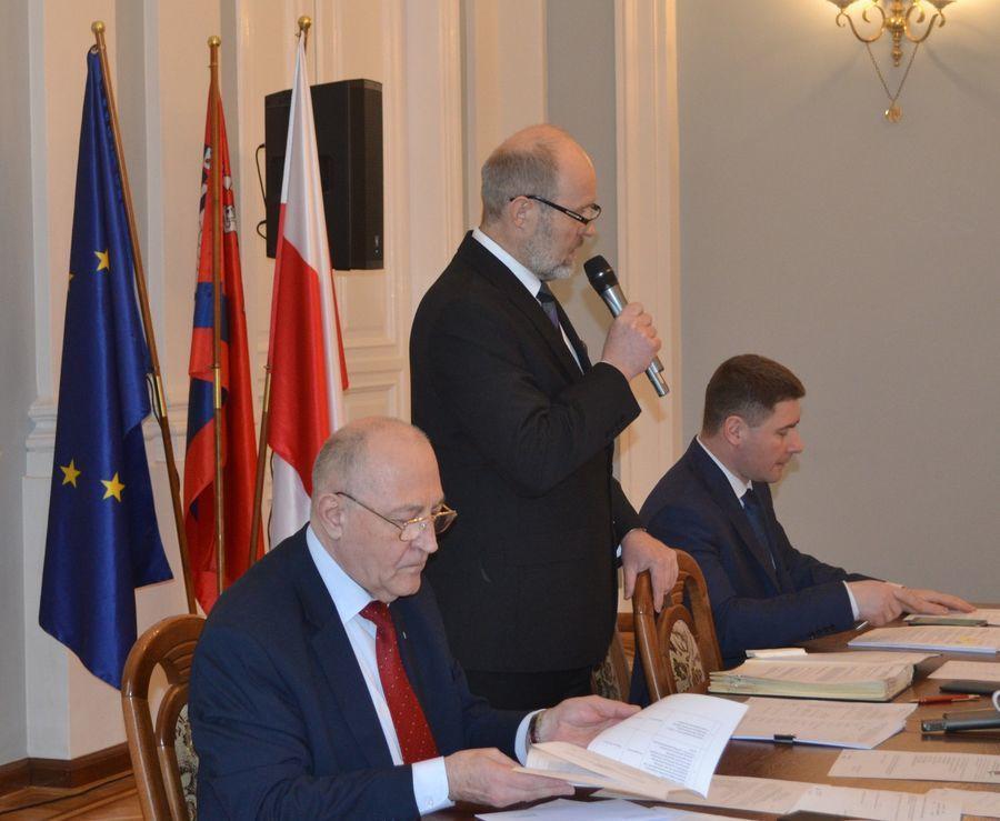 IV Sesja Rady Powiatu Puławskiego
