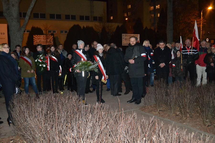 Puławskie obchody Narodowego Dnia Pamięci Żołnierzy Wyklętych - 1 marca 2019 r.