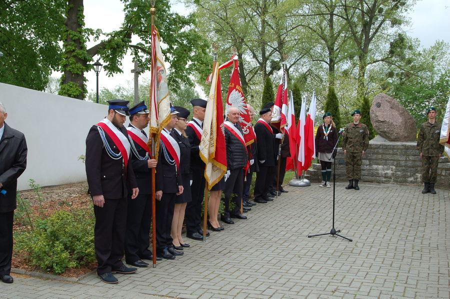 Uroczyste obchody Uchwalenia Konstytucji 3 Maja w Puławach