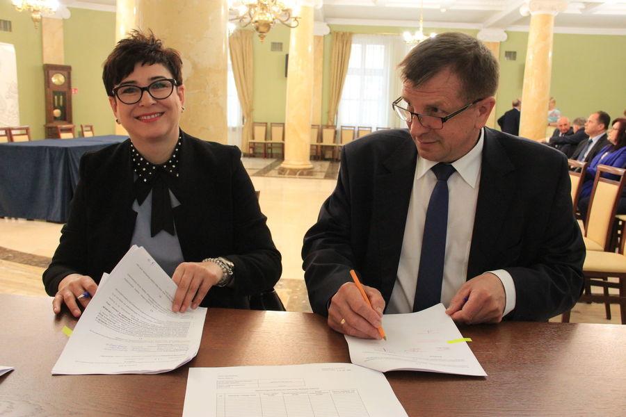 Powiat Puławski sięgnął po milionową dotację z Funduszu Dróg Samorządowych