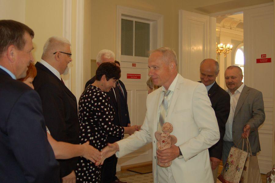 Powiat Puławski i Rejon Młynowski na Ukrainie świętują pierwszą rocznicę współpracy
