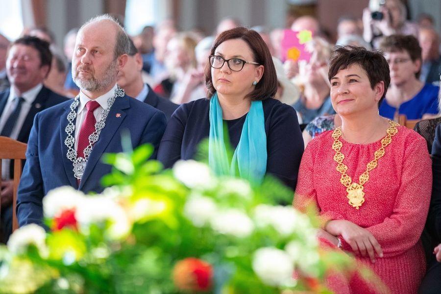 Jubileusz 20-lecia Samorządu Powiatu Puławskiego