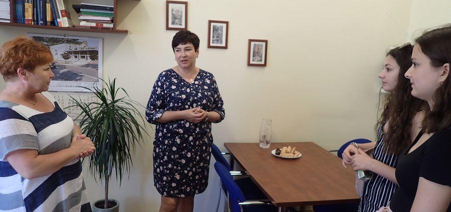 Lekcje doradztwa zawodowego ze Starostą Puławskim