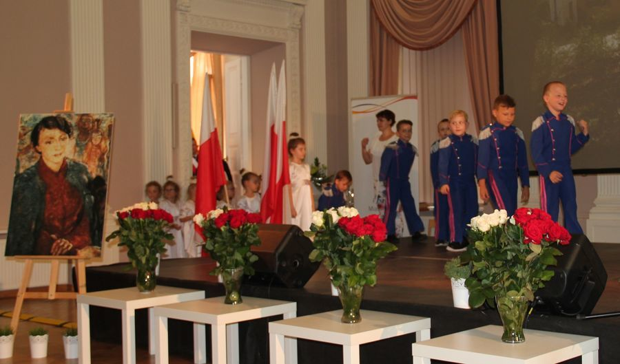 Pod Patronatem Starosty Puławskiego - Jubileusz 50-lecia Przedszkola nr 10 w Puławach