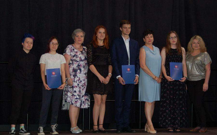 Nagrody Starosty Puławskiego  - Być Najlepszym