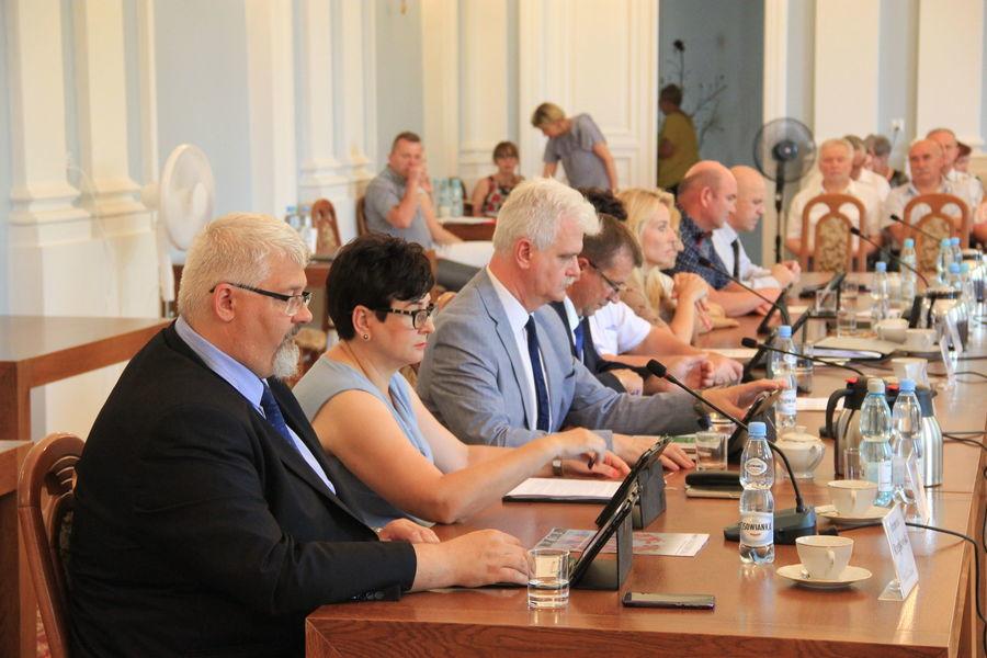 Zarząd Powiatu z wotum zaufania i absolutorium za 2018 rok