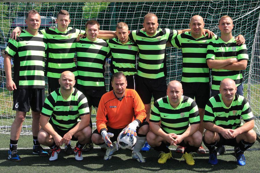 Jubileuszowy X Turniej Piłki Nożnej Samorządowców Powiatu Puławskiego