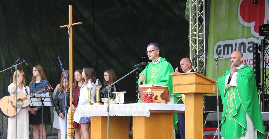 9. Święto Truskawki w Górze Puławskiej