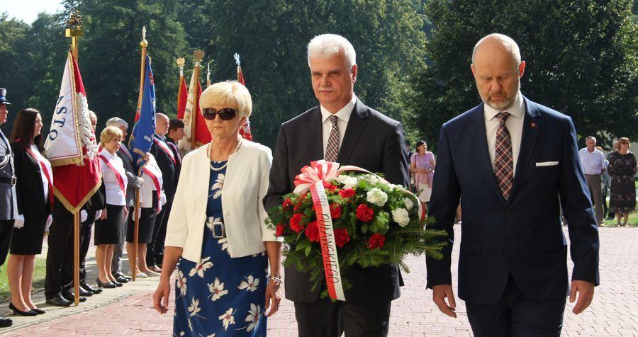 Uroczyste obchody Święta Wojska Polskiego i 99. rocznicy Bitwy Warszawskiej.