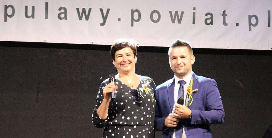 Dożynki Powiatowe Kurów 2019 - cz. 6 koncerty