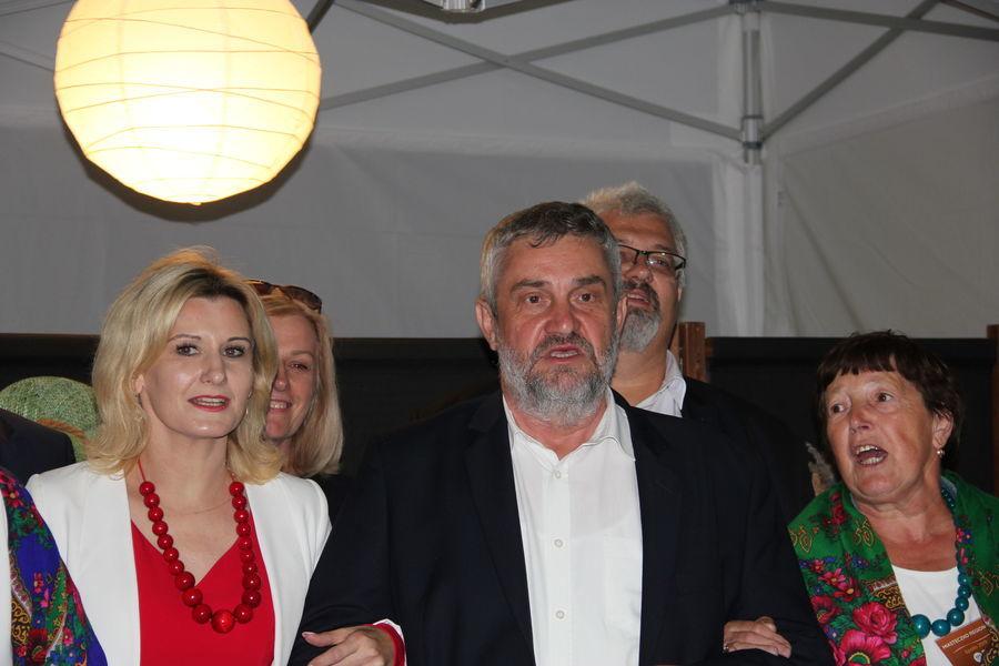 Dożynki Prezydenckie 2019 w Spale, cz.2