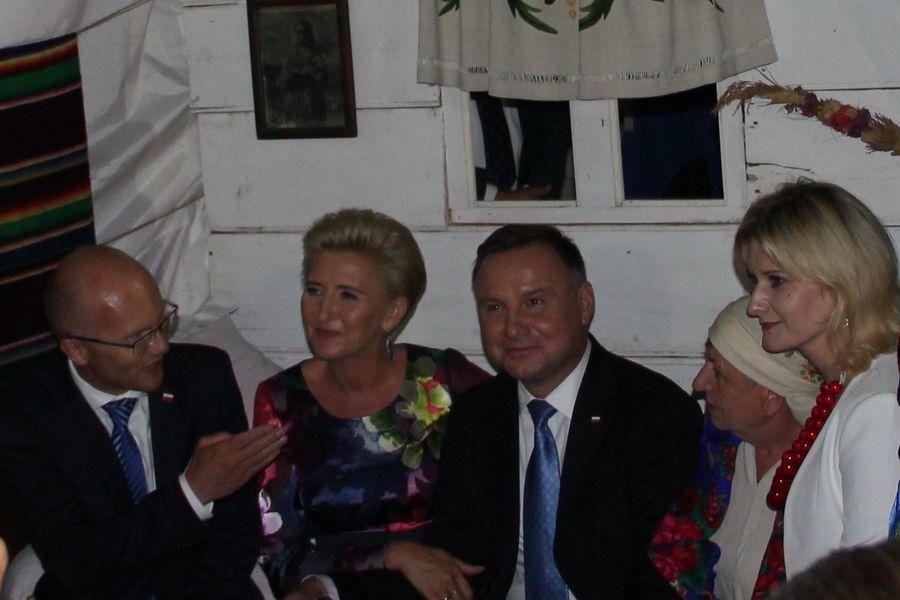 Dożynki Prezydenckie 2019 w Spale, cz.3.