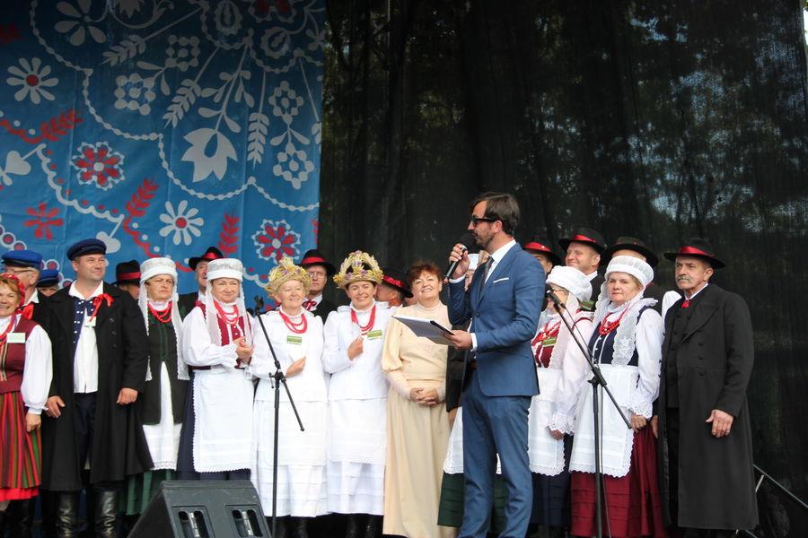 Dożynki Prezydenckie 2019 w Spale, cz.1.