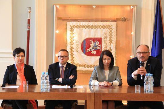"""Konferencja """"Polska Wschodnia - instrumenty wsparcia dla makroregionu"""""""