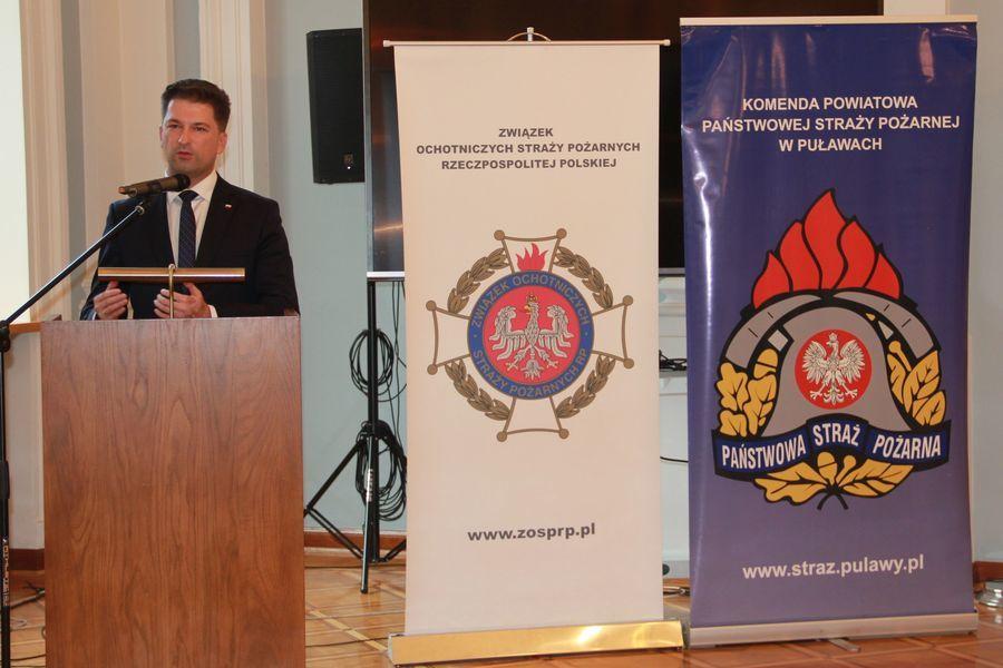 Rządowe dotacje wesprą działalność statutową OSP z Powiatu Puławskiego