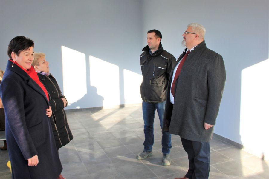 Mikołajkowy prezent dla podopiecznych PŚDS w Górze Puławskiej
