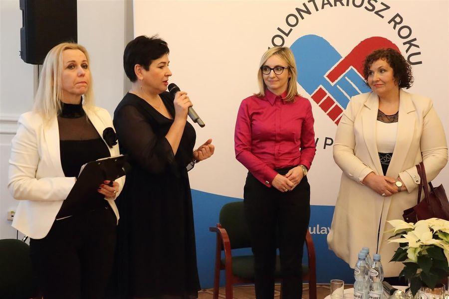 I Powiatowy Dzień Wolontariatu - fot. Sławomir Kłak