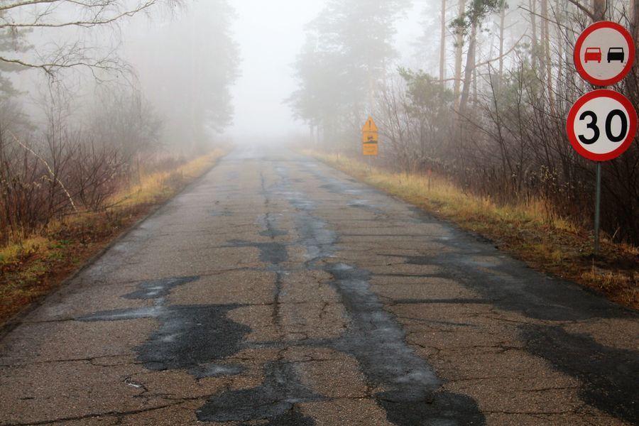 Droga powiatowa nr 1437L Niebrzegów - DW 845