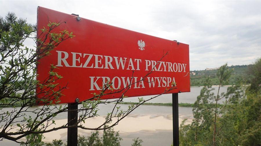 Rezerwat przyrody Krowia Wyspa