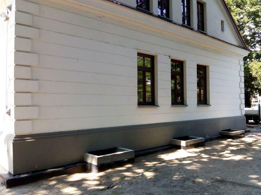 Trwa remont Młodzieżowego Domu Kultury w Puławach