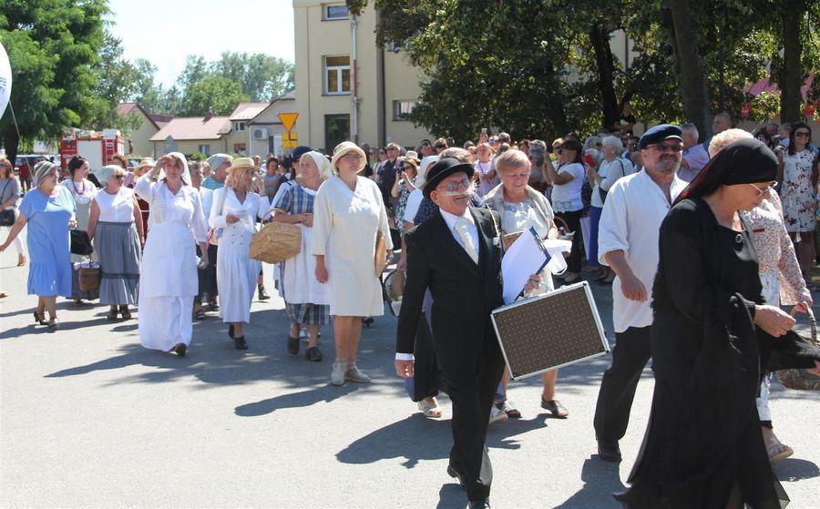 Obchody 100-lecia Bitwy Warszawskiej i wizyty Marszałka Józefa Piłsudskiego w Baranowie