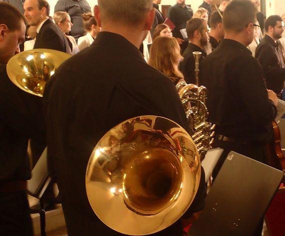 """Koncert """"Wolfgang Amadeusz Mozart Wielka Msza C-MOLL"""" w Kościele Miłosierdzia Bożego w Puławach"""